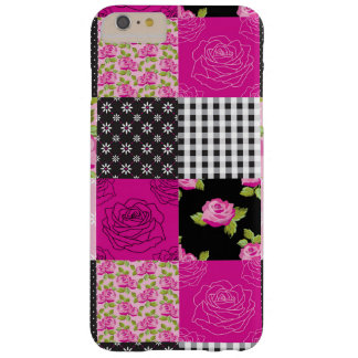 Beautiful Country Patchwork Quilt Barely There iPhone 6 Plus Case