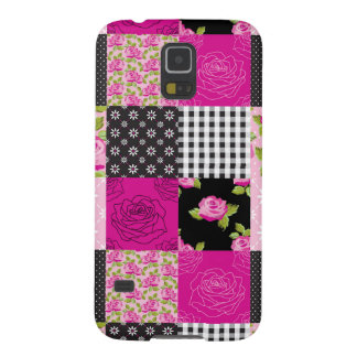 Beautiful Country Patchwork Quilt Case For Galaxy S5