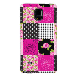 Beautiful Country Patchwork Quilt Galaxy Note 4 Case
