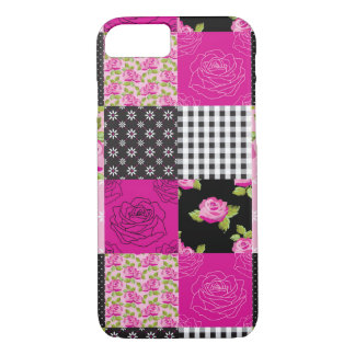 Beautiful Country Patchwork Quilt iPhone 7 Case