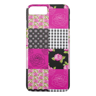 Beautiful Country Patchwork Quilt iPhone 7 Plus Case