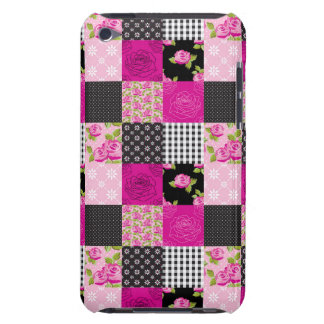 Beautiful Country Patchwork Quilt iPod Case-Mate Case