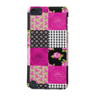 Beautiful Country Patchwork Quilt iPod Touch 5G Cover