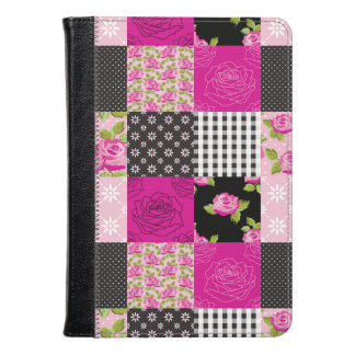 Beautiful Country Patchwork Quilt Kindle Case