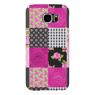 Beautiful Country Patchwork Quilt Samsung Galaxy S6 Case