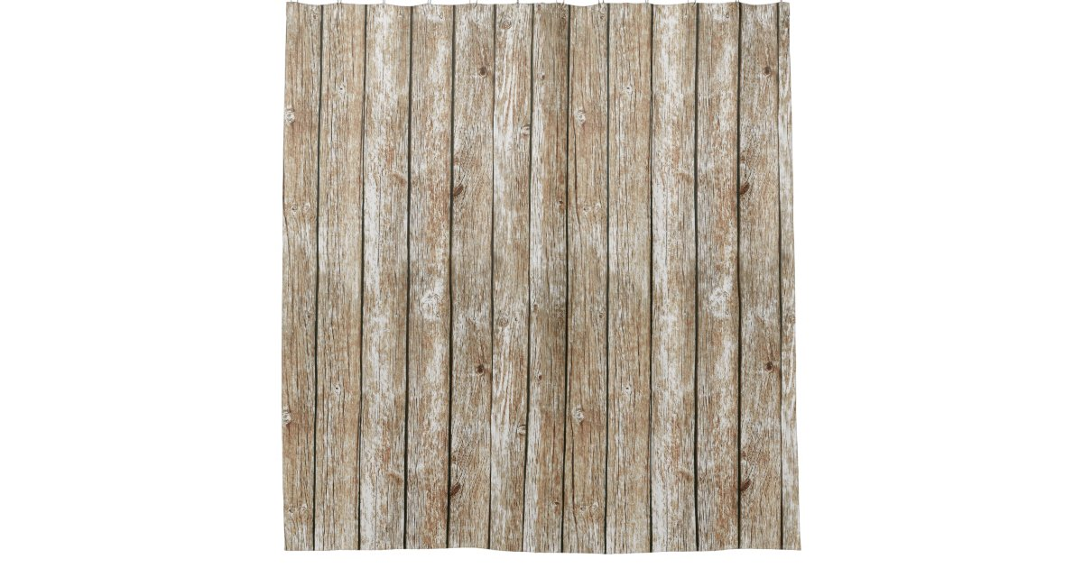 Rustic Country Shower Curtains Vintage Rustic Country