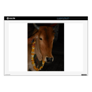 Beautiful Cow of the Night Skins For Laptops