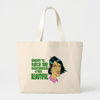 Beautiful Crone Jumbo Tote Bag