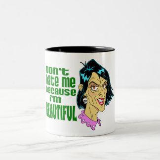 Beautiful Crone Coffee Mug