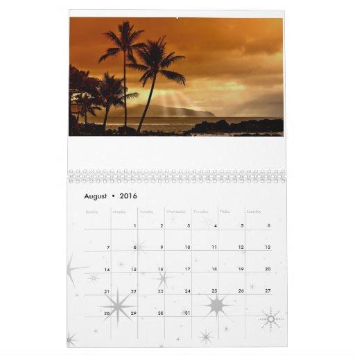 Beautiful Culture Calender Calendar