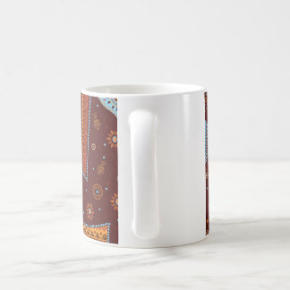 Beautiful Cup - African Asian illustration