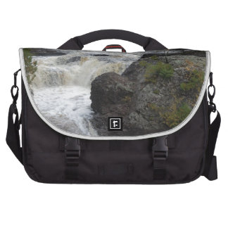 Beautiful Customizable Waterfall Photo Computer Bag