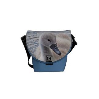 Beautiful Cygnet Courier Bag