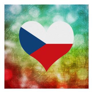 Beautiful Czech Poster