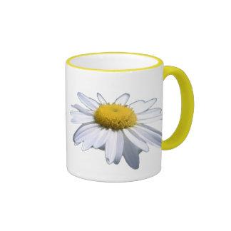 BEAUTIFUL DAISY - ASTERACEAE - SUNFLOWER COFFEE MUG