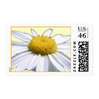 BEAUTIFUL DAISY - ASTERACEAE - SUNFLOWER STAMPS