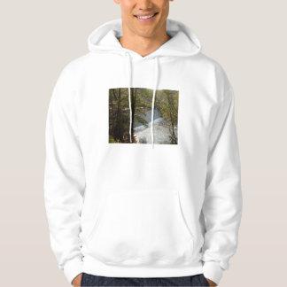 Beautiful Dam in Denmark Hooded Sweatshirt
