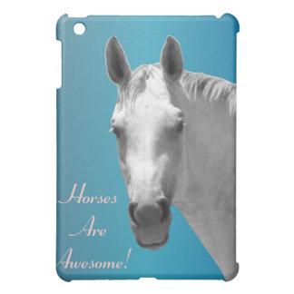 Beautiful Dapple Grey Horse iPad Mini Cover