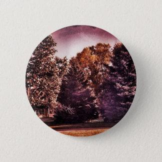 Beautiful Dark Nature Button