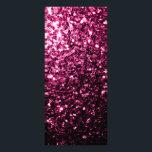 "Beautiful Dark Pink glitter sparkles Rack Card<br><div class=""desc"">Beautiful girly glamorous pink shiny glitters sparkles.  Photo of pink sparkles not actual glitter!</div>"