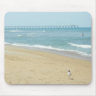 Beautiful Day at The Beach Mouse Pad