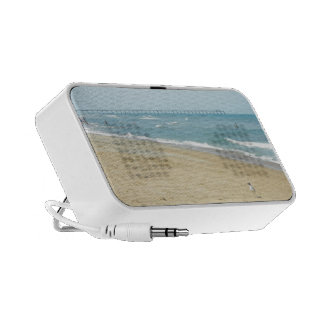 Beautiful Day at The Beach iPhone Speaker
