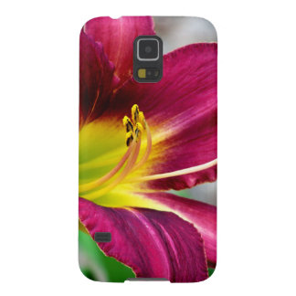 Beautiful Daylily Galaxy S5 Cover