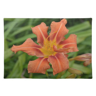 Beautiful Daylily Placemat