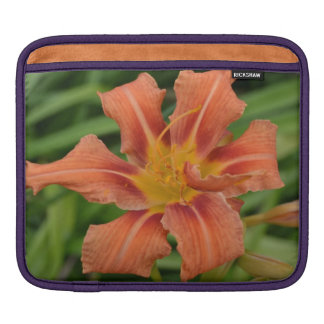 Beautiful Daylily Sleeves For iPads