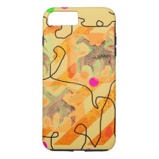 BEAUTIFUL DECORATIVE ART PIECE iPhone 8 PLUS/7 PLUS CASE