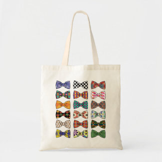 Beautiful Decorative Bow Tie Patterns Bag