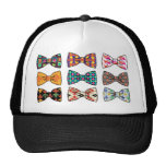 Beautiful Decorative Bow Tie Patterns Hat