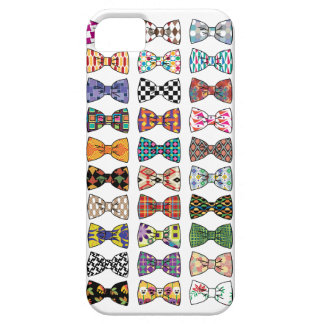 Beautiful Decorative Bow Tie Patterns iPhone 5 Cas iPhone SE/5/5s Case