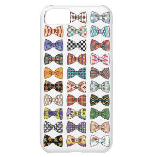 Beautiful Decorative BowTie Patterns iPhone 5 Case