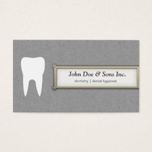 Dental hygienist business cards templates zazzle beautiful dentist dental hygienist business card colourmoves Gallery