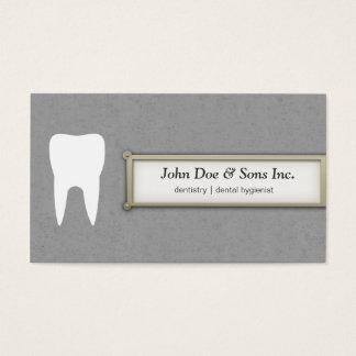 Beautiful Dentist / Dental hygienist Business Card
