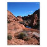 Beautiful Desert Landscape Photographic Print