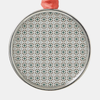 beautiful design pattern metal ornament