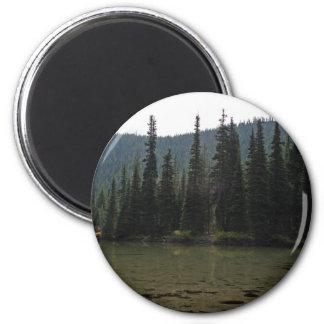 Beautiful Devils Lake Oregon Magnets