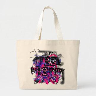 Beautiful Disaster Large Tote Bag