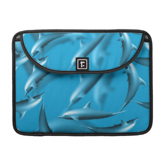 Beautiful Dolphins MacBook Pro Sleeve