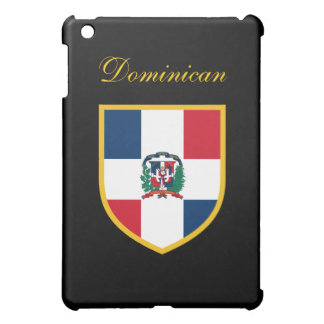 Beautiful Dominican Republic Flag iPad Mini Cover