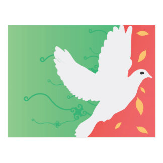Beautiful Dove Postcard