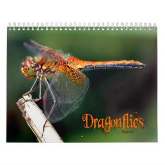 Beautiful Dragonflies Calendar
