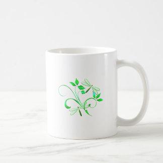 Beautiful Dragonflies Coffee Mug