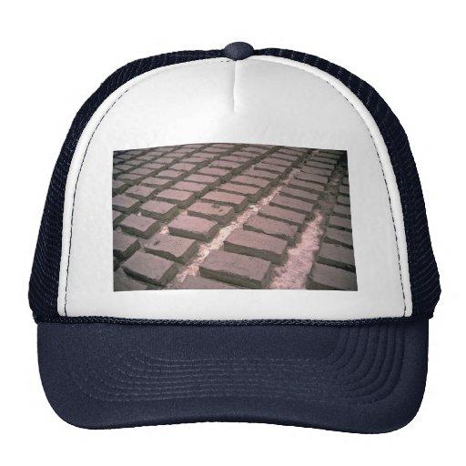 Beautiful Drying mud bricks Hat