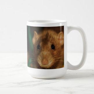 Beautiful Dumbo Fancy Rat Mug
