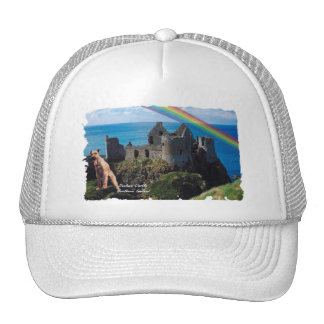 Beautiful Dunluce Castle, Northern Ireland Hats