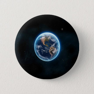 Beautiful Earth Button