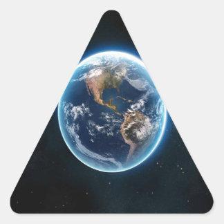 Beautiful Earth Sticker